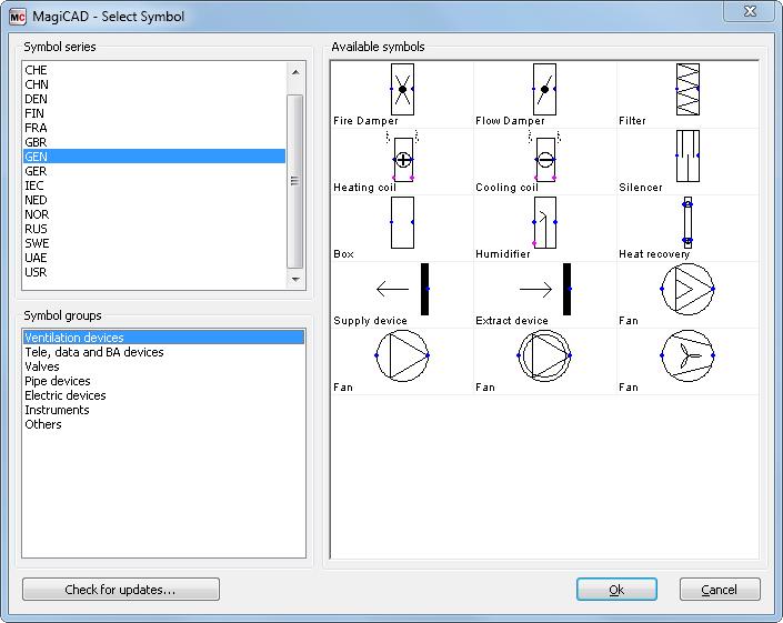 topic 10 schematics Ductwork Symbols