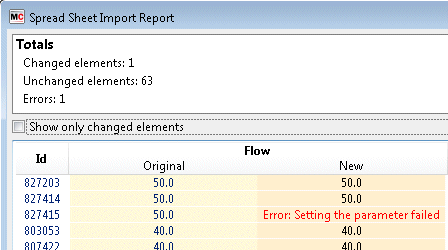 Topic: Importing the Excel file to Revit